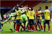 Copa America: तीसरे स्थान की जंग में कोलंबिया ने मारी बाजी, पेरू को दी मात