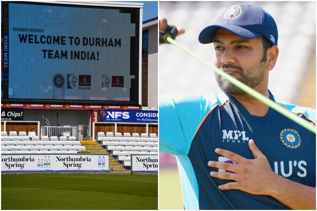 Rohit Sharma gears up for the upcoming England series after a three-week break.