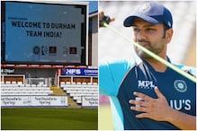 IND vs ENG: मैदान पर लौटे भारतीय खिलाड़ी, रोहित बोले-चलो भाई, छुट्टी खत्म और अब काम शुरू