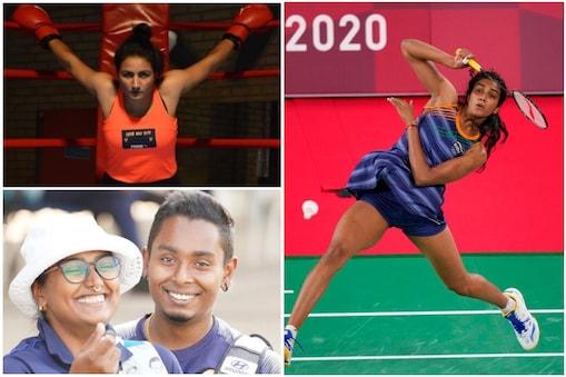 Tokyo Olympics: पूजा रानी (Puja Rani) मेडल से सिर्फ एक जीत दूर हैं. (AP)