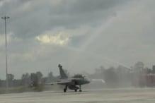 बढ़ी IAF की ताकत, 101 स्क्वाड्रन में खास अंदाज में हुई राफेल विमानों की एंट्री