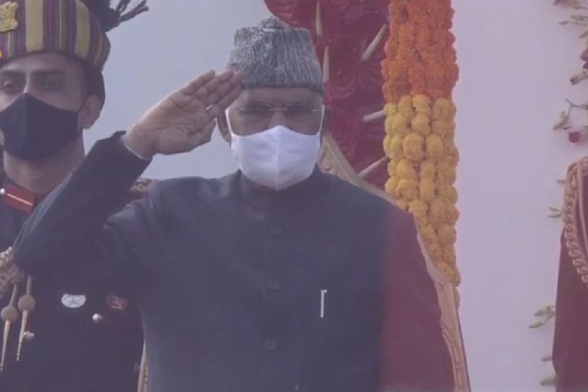 Kargil Vijay Diwas: राष्ट्रपति कोविंद ने बारामूला में युद्ध स्मारक पर कारगिल शहीदों को दी श्रद्धांजलि, लद्दाख दौरा हुआ रद्द