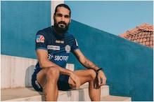 झिंगान AIFF फुटबॉलर ऑफ द ईयर बने, कहा- एशिया कप के लिए क्वालिफाई करना लक्ष्य