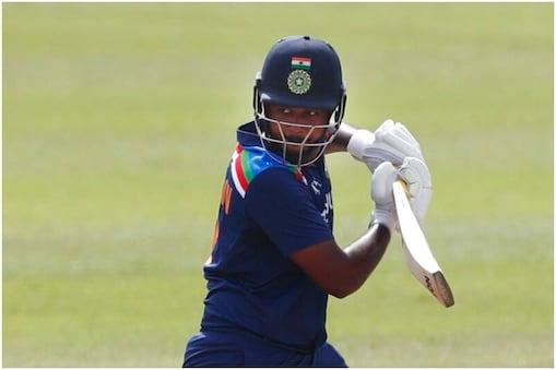 IND VS SL: संजू सैमसन को बताया गया आलसी बल्लेबाज, जानिए क्यों? (PC-AP)