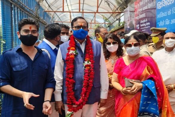 सतीश मिश्रा ने कहा कि ब्राह्मण समाज के लोगों पर योगी सरकार में हमले हुए. कानपुर के बिकरू कांड में कई बेगुनाहों को फंसाया गया.