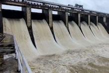 Photos: सतपुड़ा डैम के 7 गेट खोले, देखिए कैसे तवा नदी में आई बाढ़, कितना बढ़ा जल स्तर