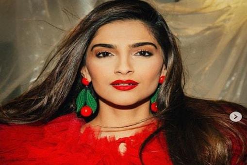 सोनम कपूर आहूजा ने बताया अपनी खूबसूरती का राज. Image:Sonam K Ahuja/Instagram