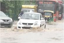 Delhi Monsoon News: बारिश से दिल्ली बेहाल, कई रूट्स पर लगा लंबा ट्रैफिक जाम, DTC बस में घुसा पानी