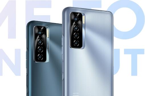 Tecno Camon 17 सीरीज़ में दो फोन होंगे.