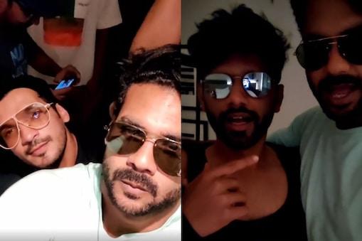 विशाल अदित्य सिंह समेत टीवी जगत के पॉपुलर चेहरों ने एक भोजपुरी गाने पर डांस कर उसका वीडियो सोशल मीडिया पर पोस्ट किया है.