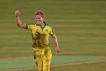 BAN VS AUS: टी20 वर्ल्ड कप से पहले ऑस्ट्रेलिया को मिला कमाल का गेंदबाज, डेब्यू मैच में झटकी हैट्रिक