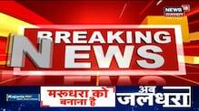 Jaipur के आंधी में बड़ा सड़क हादसा, ट्रक और बस में हुई जोरदार टक्कर । News18 Rajasthan