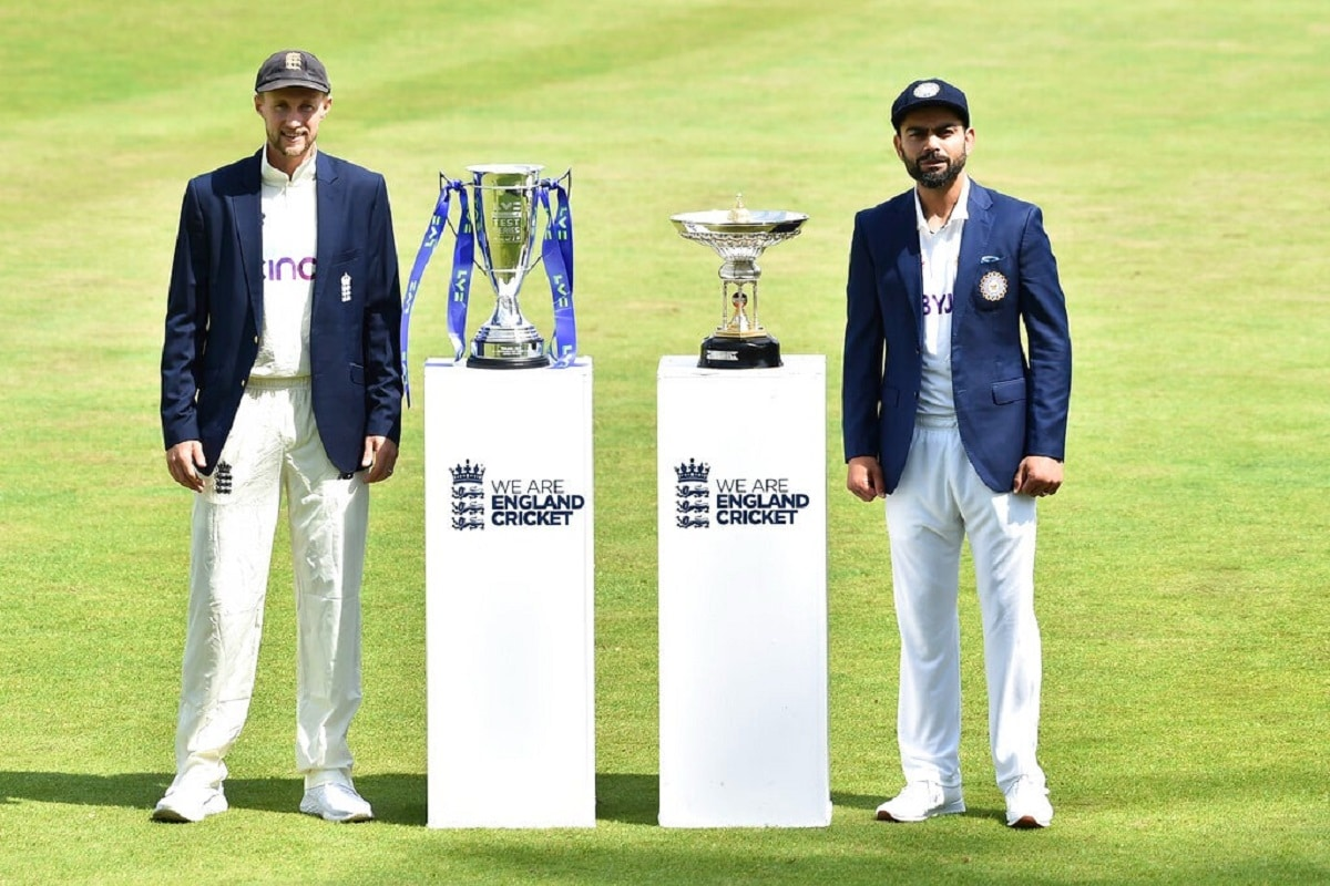 भारत ने इंग्लैंड में अपना 9वां टेस्ट मैच जीता. बता दें भारत ने ऑस्ट्रेलिया, श्रीलंका और वेस्टइंडीज में भी 9-9 टेस्ट मैच जीते हैं.(AP)