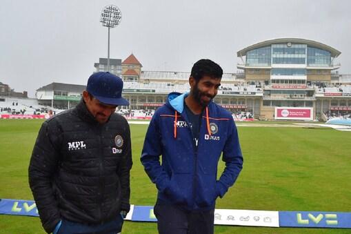 IND VS ENG: इंग्लैंड की बारिश ने दिये हैं भारत को गहरे 'जख्म' (PC-AP)