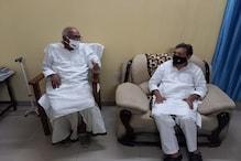 वशिष्ठ नारायण से मिले कुशवाहा, कहा- दिल्ली-पटना में रहकर JDU नहीं होगी मजबूत