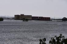 गंडक नदी में फिर बढ़ा पानी, गोपालगंज प्रखंड के दर्जनों पंचायतों का संपर्क टूटा