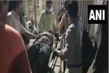 गुजरात: सीमेंट फैक्ट्री की चिमनी में गिरे चार मजदूर, NDRF ने एक को बचाया