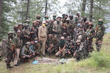 जम्मू-कश्मीर: डोडा जिले के जंगल में 10 साल पुरानी दरार से मिले भारी हथियार