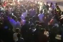 400 कांग्रेसी कार्यकर्ताओं पर FIR, जानिए कैसे और क्यों कर रहे थे हुड़दंग