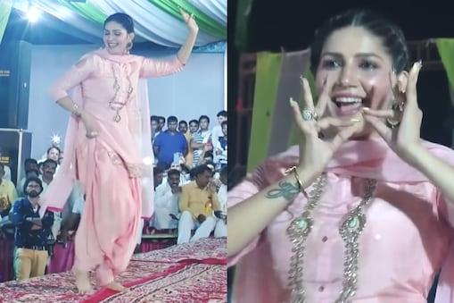 सोशल मीडिया पर वायरल हो रहा है सपना चौधरी (Sapna Choudhary) का एक पुराना वीडियो. (Video Grab Youtube)