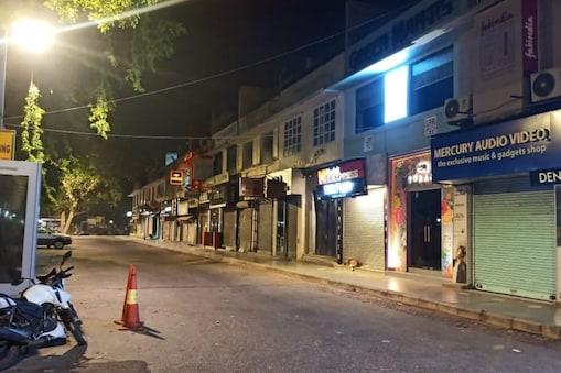 राज्य में रात्रि 10 बजे से लेकर सुबह 6 बजे तक नाइट कर्फ्यू रहेगा. (फाइल फोटो)