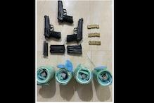 पंजाब: आतंकियों के निशाने पर थे कैप्टन अमरिंदर, तलाशी में हैंड ग्रेनेड बरामद