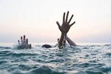 दिल्ली: मूर्ति विसर्जन के दौरान यमुना में डूबे तीन लड़के, एक को बचाया गया