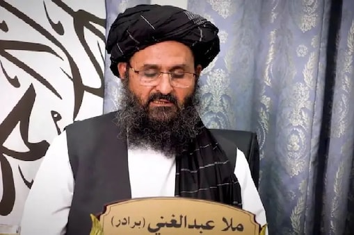 तालिबान का सहसंस्थापक  मुल्ला अब्दुल गनी बरादर (AP)