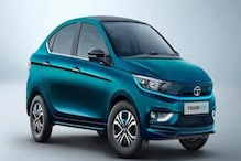 Tata Tigor EV लॉन्च हुई, बेस वेरिएंट की कीमत है 11.99 लाख रुपये, जानिए फीचर्स