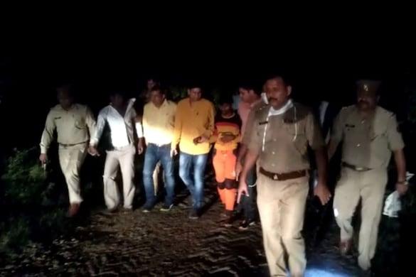 Saharanpur News: पुलिस मुठभेड़ में तीन बदमाश घायल