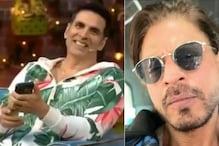TKSS:फैन के रिक्वेस्ट पर अक्षय ने शाहरुख को किया कॉल,कपिल बोले-SRK पीसीओ...