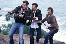 सलमान,अनिल और फरदीन जब पहाड़ी पर एक दूसरे की टांग पकड़ लटक गए, खतरनाक था स्टंट