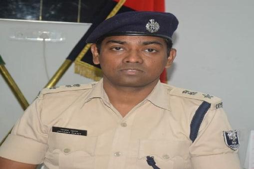 मुजफ्फरपुर के एसएसपी जयंतकांत