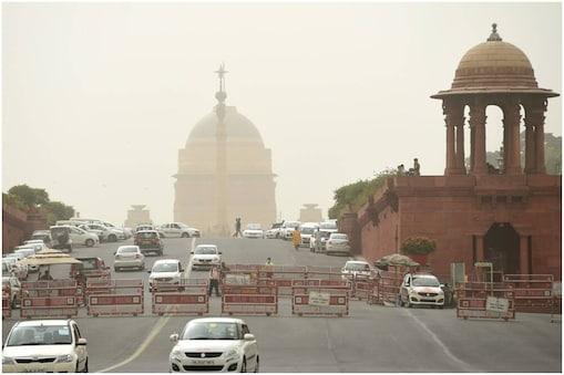 दिल्ली में अगले कुछ दिन बारिश की कोई संभावना नहीं है.