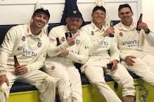 बड़ी खबर: इंग्लैंड के तेज गेंदबाज को हुआ कोरोना