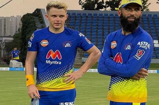 IPL 2021 में खेलेंगे इंग्लैंड के खिलाड़ी! (Sam Curran Instagram)