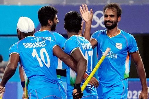 tokyo Olympics: भारतीय हॉकी टीम के सामने सेमीफाइनल में बेल्जियम की चुनौती होगी (AP)