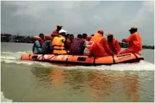 UP: 5 लाख से ज्यादा आबादी बाढ़ प्रभावित, बुंदेलखंड के 3 जिलों में हालात विकट