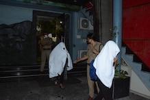स्पा सेंटर की आड़ में चल रहा था सेक्स रैकेट, 9 युवतियों समेत 11 गिरफ्तार