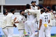 IND vs ENG : भारत ने जीता लॉर्ड्स टेस्ट, बल्ले और गेंद से बुमराह का कमाल