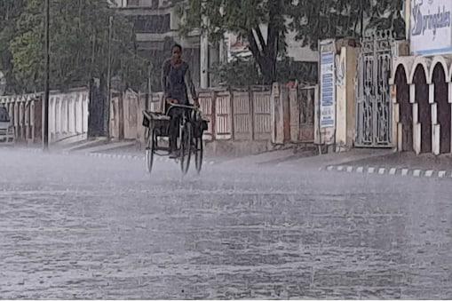 भोपाल में बारिश का अनुमान लगाया गया है. (सांकेतिक फोटो)