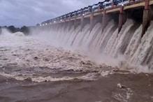 UP: बारिश से बेतवा नदी उफनाई, ललितपुर में राजघाट और माताटीला बांध पर बढ़ा दबाव