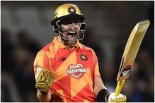 40 गेंद में 10 छक्के और 3 चौके, 3 विकेट भी लिए; RR के इस खिलाड़ी ने ढाया कहर