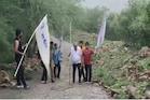 तस्वीरों में देखें, आखिर कैसे किरोड़ीलाल मीणा ने आमागढ़ दुर्ग पर पहुंचकर फहराया झंडा