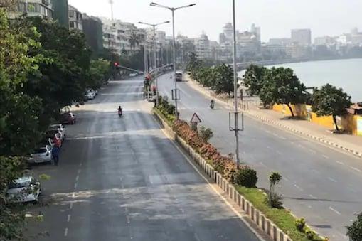 मुंबई को कोरोना पाबंदियों से ढील देने की मांग. (File Pic)