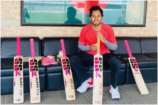 न्यूजीलैंड के खिलाफ बांग्लादेश की टीम का ऐलान हो गया है. (Mushfiqur Rahim/Instagram)