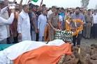 हरियाणा का BSF जवान शहीद, राजकीय सम्मान के साथ अंतिम संस्कार, नम आंखों से बेटे ने दी मुखाग्नि