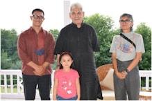 आमिर खान ने किरण राव के साथ जम्मू-कश्मीर के लेफ्टिनेंट गवर्नर से की मुलाकात