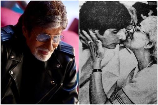 अमिताभ बच्चन फिल्म 'कुली' के सेट पर हुए एक्सीडेंट के दो महीने बाद 24 सितंबर को घर लौटे थे. (फोटो साभारः Instagram/amitabhbachchan)