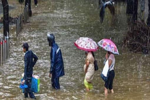 राजस्थान के कई इलाकों में भारी बारिश के आसार.